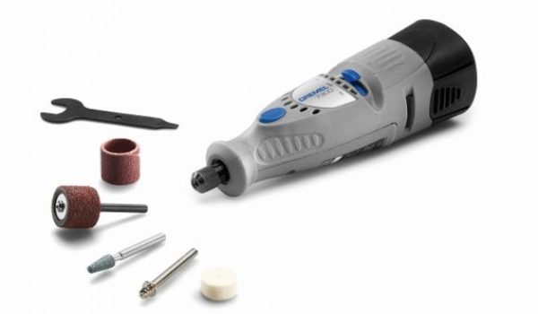 Xmas Shopping Ideas: Cordless Dremel Tool