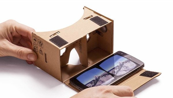 Xmas shopping ideas: Google cardboard