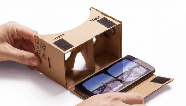 Xmas shopping ideas: Google cardboard