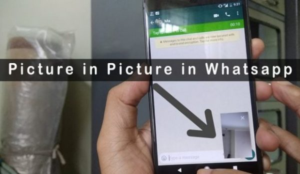 Picture-In-Picture mode now available in WhatsApp for Android 4