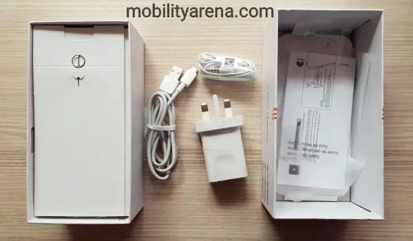 Huawei nova 3i unboxing