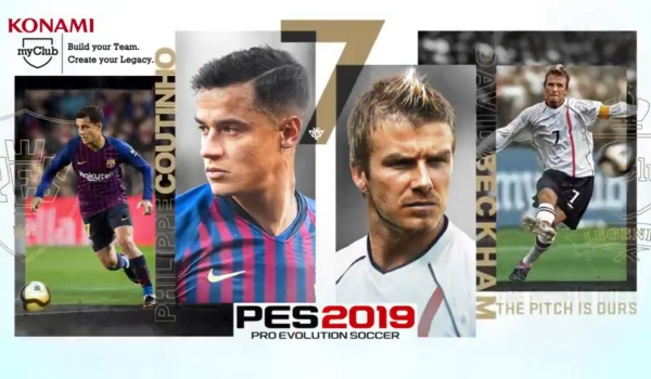 Download PES 2019 mobile for Android and iOS devices 4
