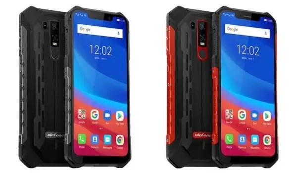 ulefone armor 6 rugged smartphone