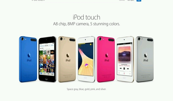 7th Generation iPod Touch, iPod Touch 7, on the way
