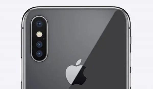 Apple iPhone 11 triple camera