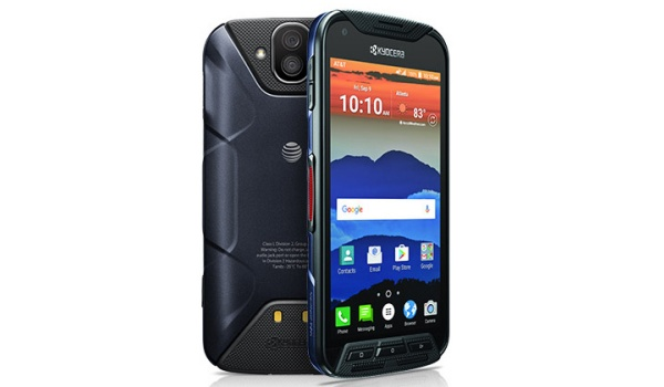 Kyocera DuraForce Pro - most durable phone 2018