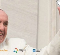 Pope Francis Launches ClickToPray app