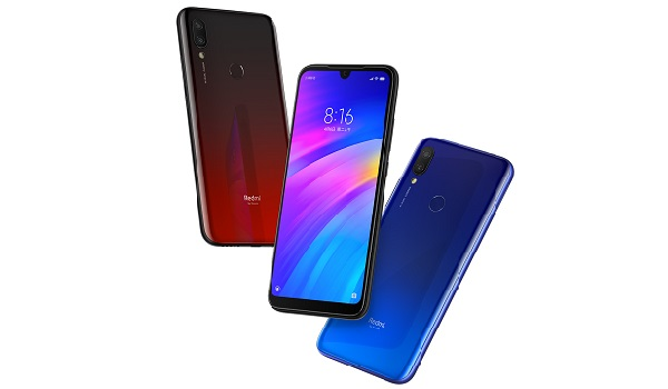 Redmi 7 colours and specifications