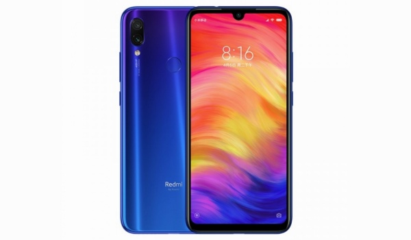 Redmi Note 7 (Android 9 Pie smartphone) 5
