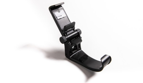 SmartGrip adjustable phone mount