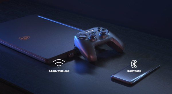Stratus Duo Wireless Gaming Controller by SteelSeries