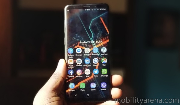 Mister Mobility's smartphone of the year 2018