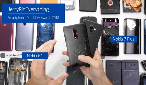 These are the most durable phones 2018 (Phone Durability Test) 31