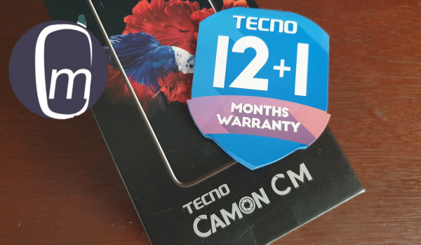 Canon CM - Tecno warranty