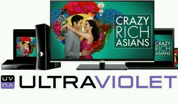 UltraViolet Movies Anywhere