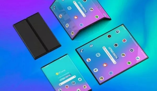 xiaomi foldable phone has a flexible screen