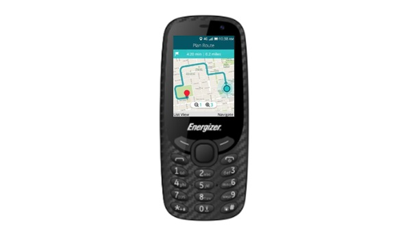 Energizer-1 with KAIOS