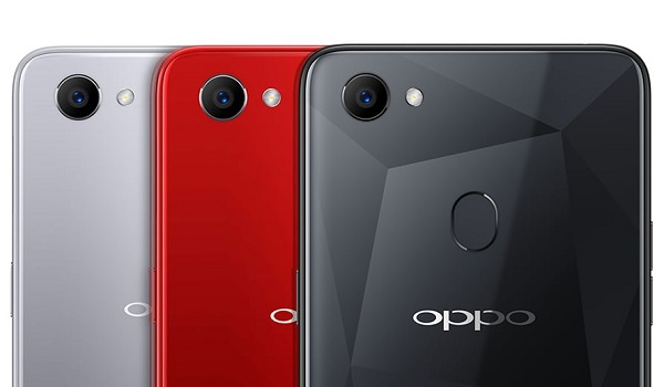 OPPO F7 AI powered selfie phone