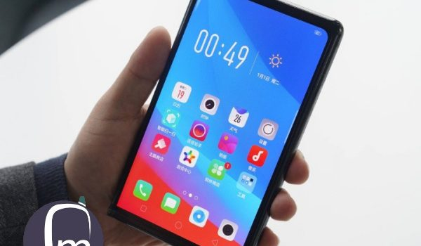 OPPO foldable phone