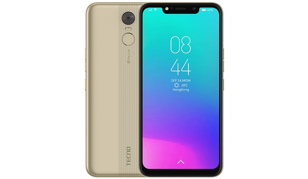 TECNO Pouvoir 3 (Android 8 Oreo smartphone) 4