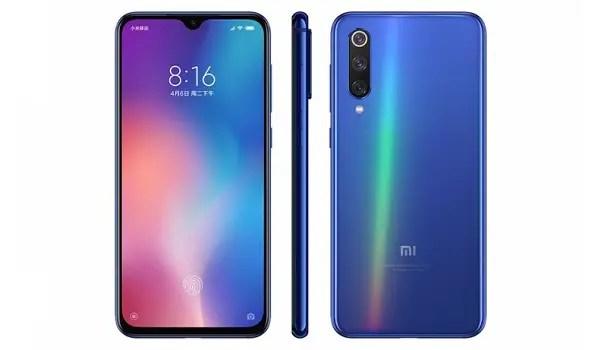Xiaomi Mi 9 SE specs and price