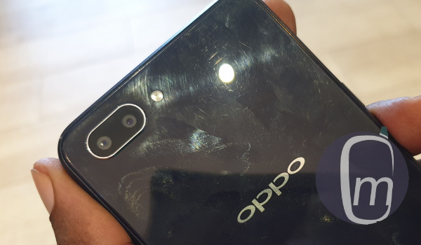 OPPO A3s dual camera