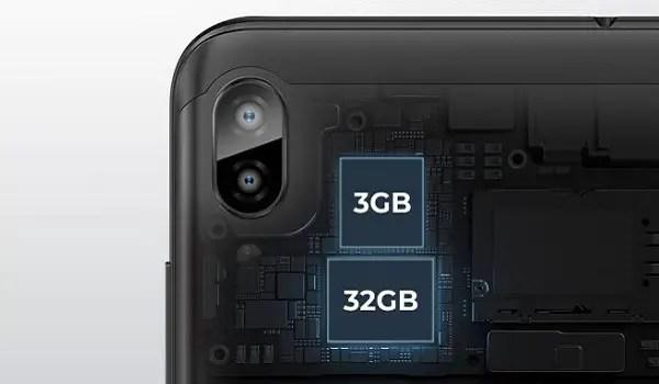 soda s2 mobile 3 GB RAM, 32 GB storage