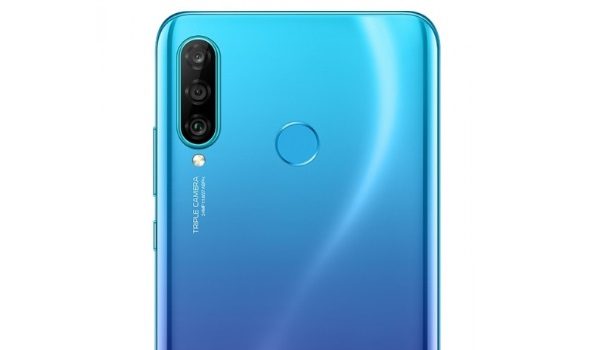 Huawei P30 Lite triple camera
