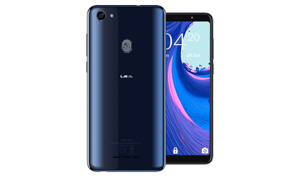 Lava Z81 (Android 8.1 smartphone) 4
