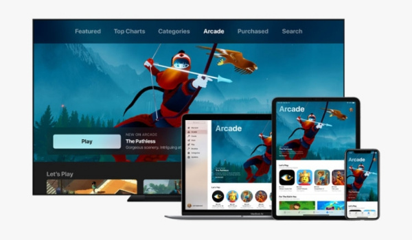apple subscription services - Apple arcade