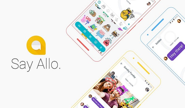 google allo instant messaging app