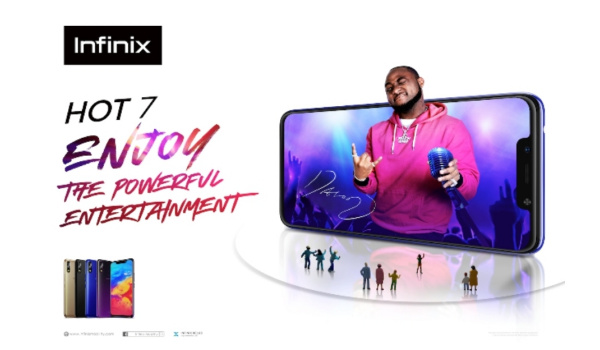 Infinix Mobility launches HOT 7 in Lagos, Nigeria