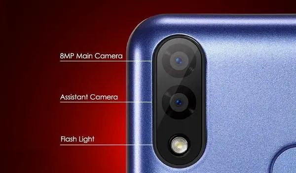 itel P33 plus dual camera
