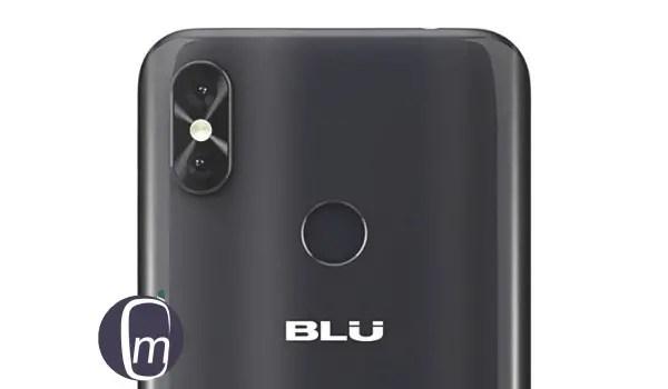 BLU Vivo Go rear camera