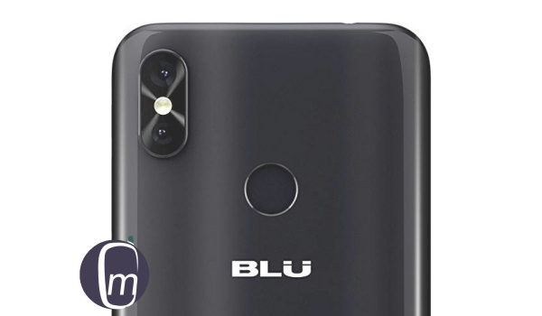 BLU Vivo Go rear camera