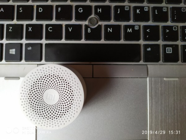 Mi Compact Speaker 2 Shot on Redmi Note 7 48 MP Mi dual camera