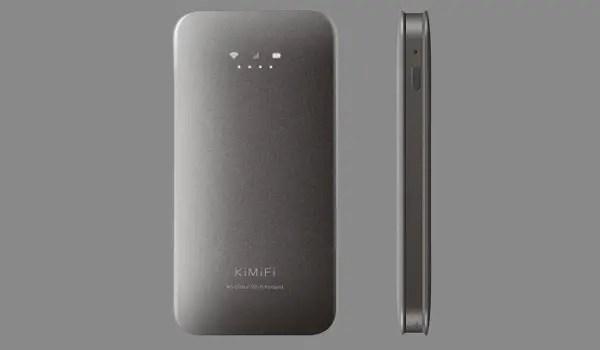KiMiFi K5 MiFi specs and price