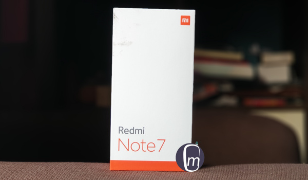 Redmi Note 7 unboxing and first impressions