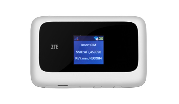 ZTE MF910 4g Portable Hotspot mifi device