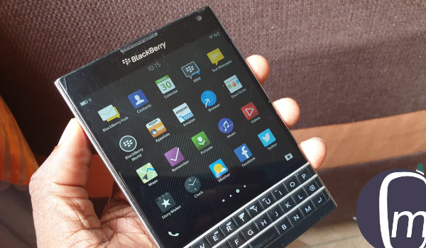 BlackBerry Passport long-term review: 5 years after