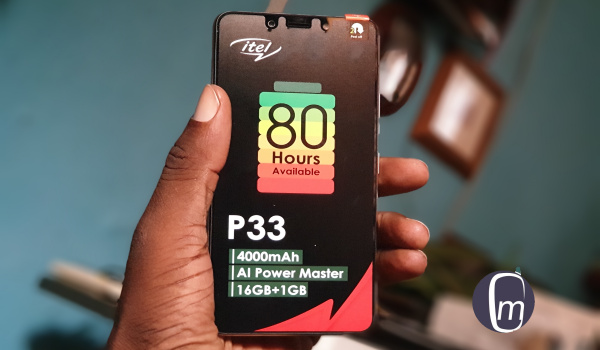 itel p33 (W5504) big battery and power master