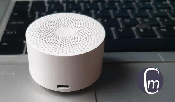 xiaomi mi compact bluetooth speaker 2 review usb charging port