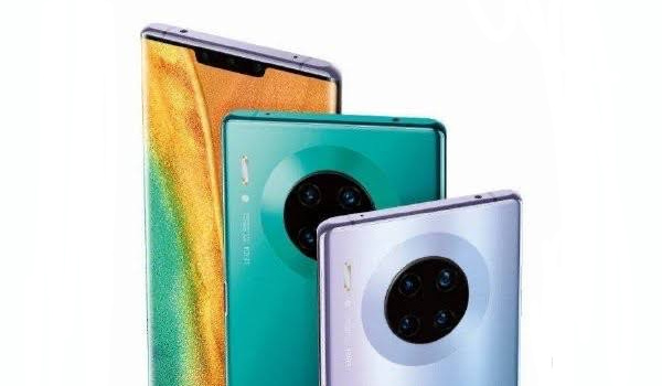 Huawei Mate 30 Pro 3 devices