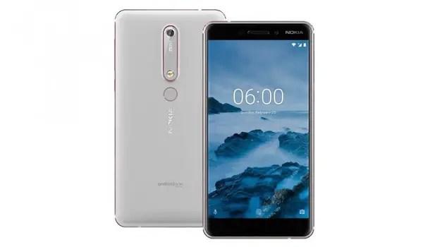 Nokia 6 2018 aka Nokia 6.1 4