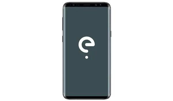 Samsung S9 running /e/ OS