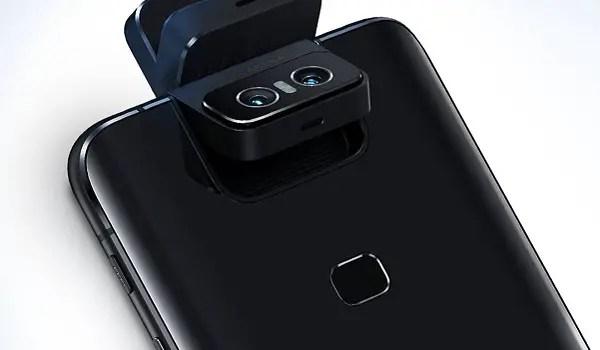 Asus Zenfone 6's flip-up camera