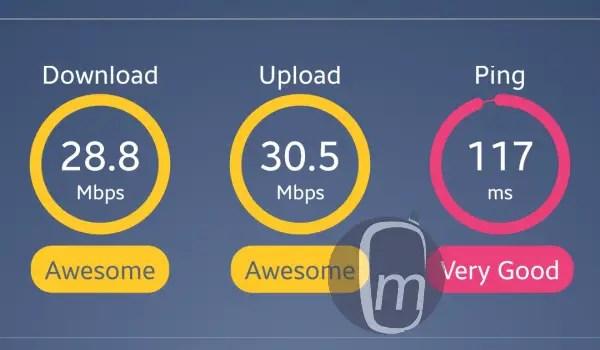 internet speed in nigeria