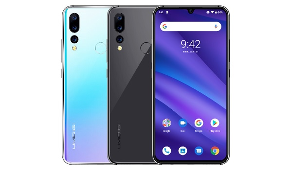 UMIDIGI A5 Pro (Android 9 smartphone) 4