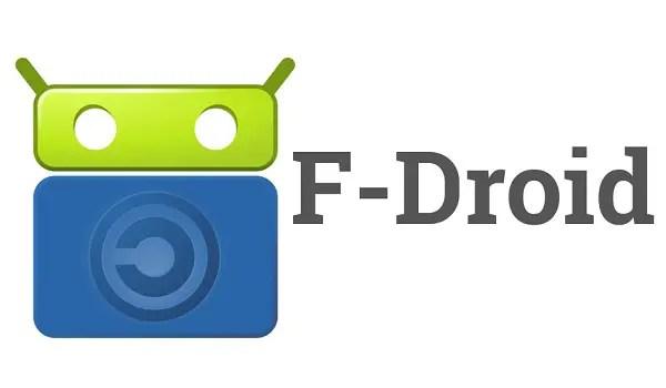 F-droid app store