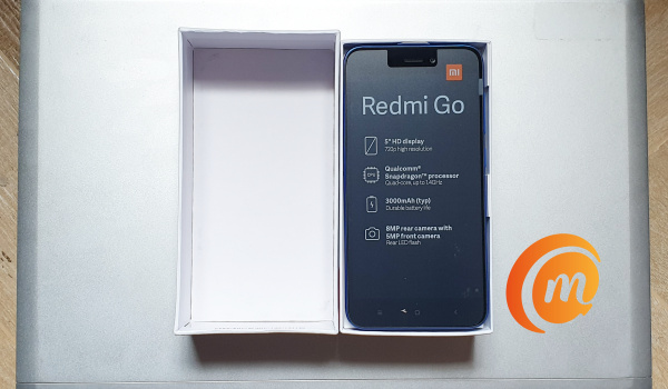 Redmi Go hands-on review 3